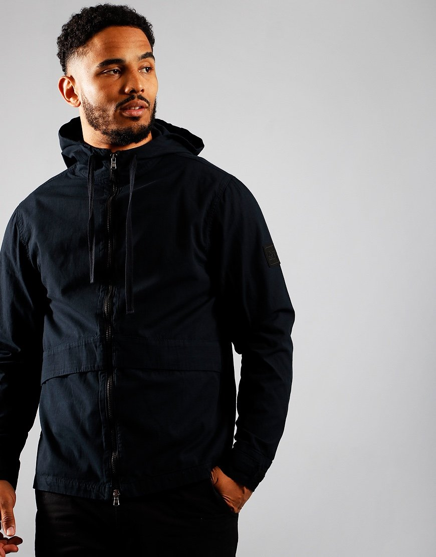 Peaceful Hooligan Tracker Jacket Navy