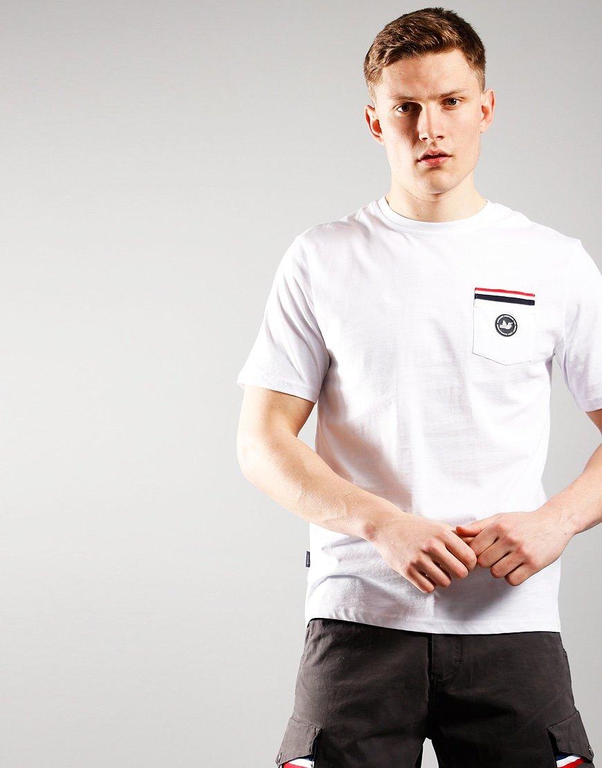 Peaceful Hooligan Floyd T-Shirt White
