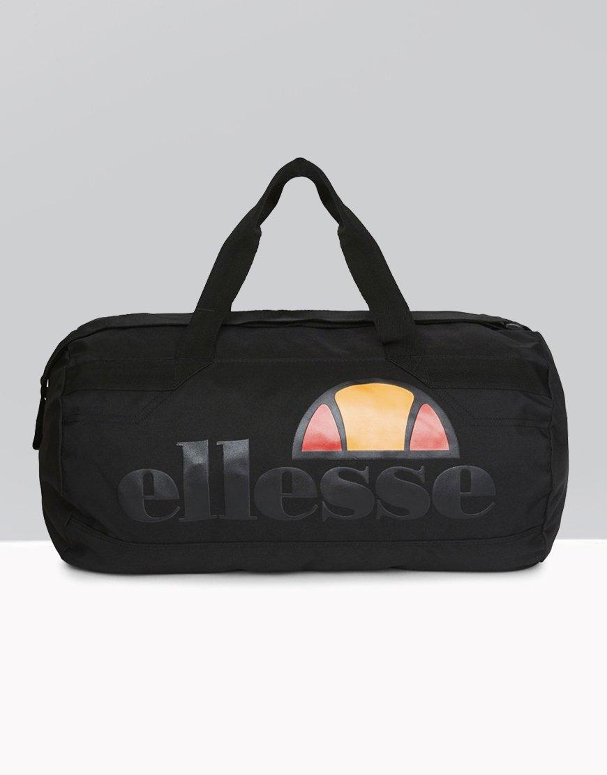 Ellesse Pello Barrel Bag Black