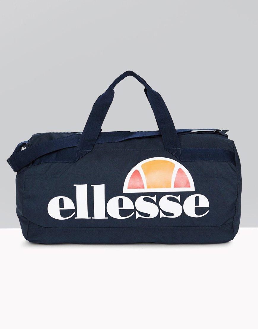 Ellesse Pello Barrel Bag Navy