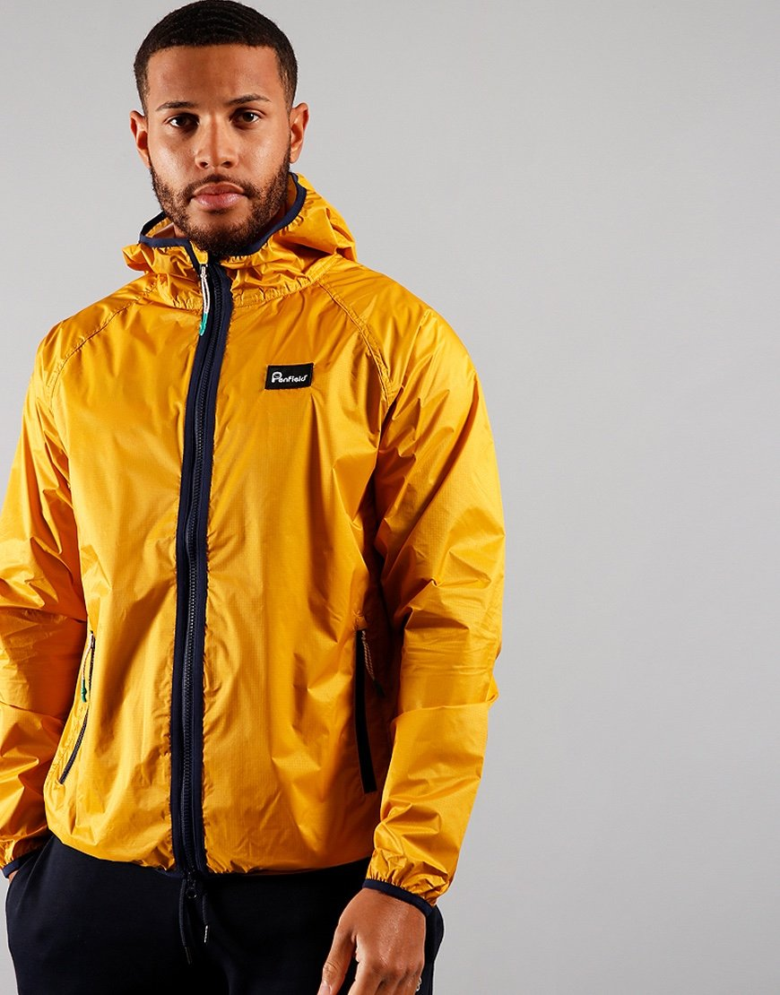 Penfield Bonfield Packable Jacket Yellow