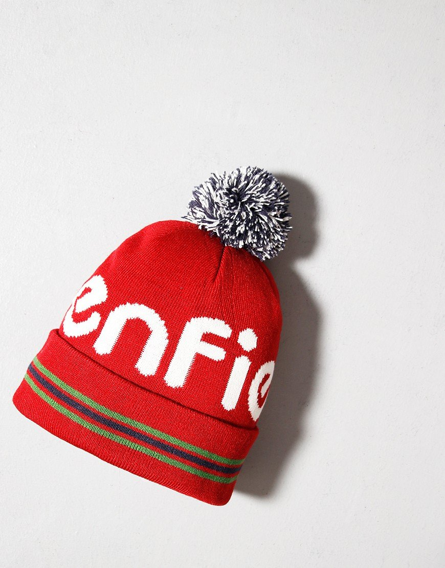 Penfield Clissold Beanie Chilli Red