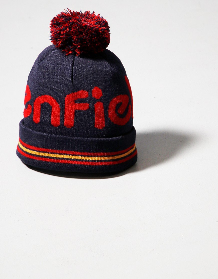 Penfield Clissold Beanie Navy