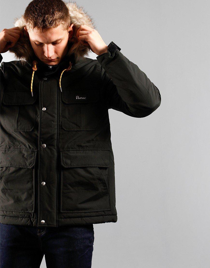 Penfield Lansing Jacket Black