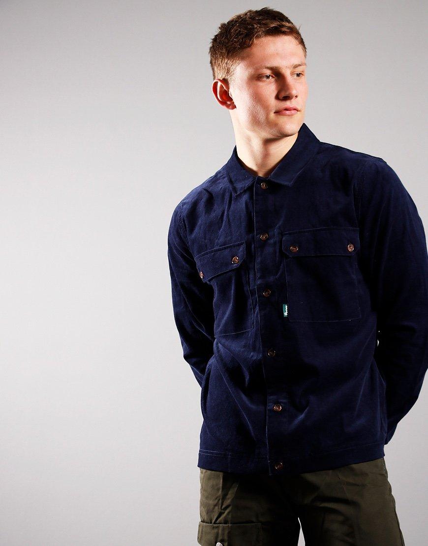 Penfield Leyden Shirt  Navy