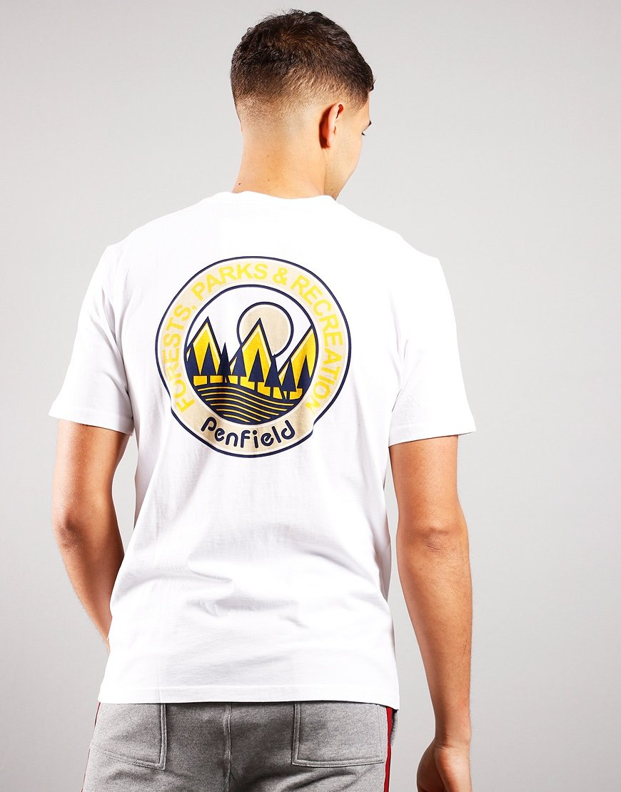 Penfield Parks T-Shirt  White