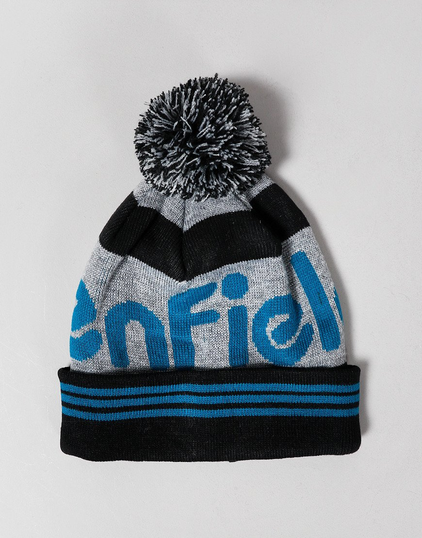 Penfield Sandford Knitted Hat Marl Grey