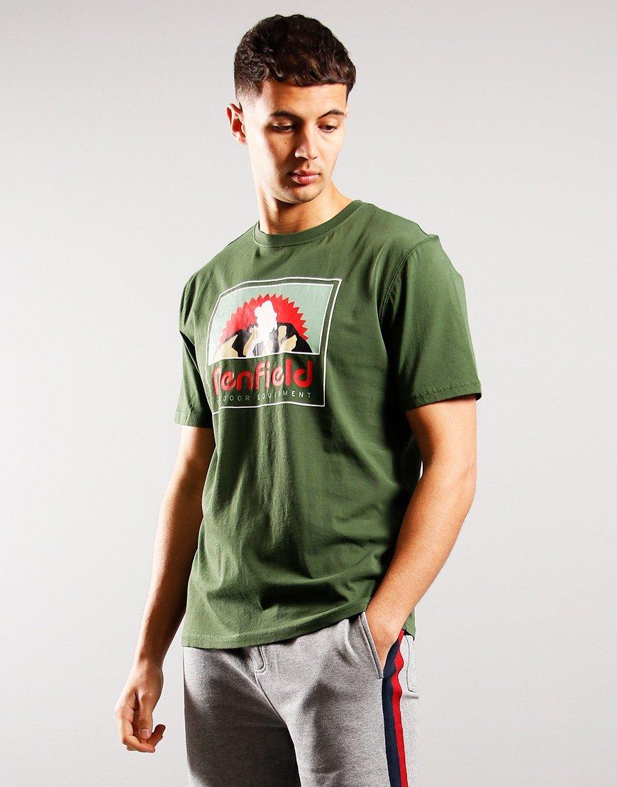 Penfield Summit T-Shirt  Pine