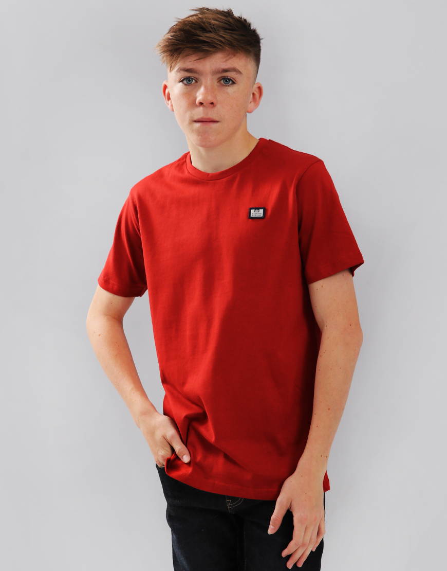 Weekend Offender Kids Pepper T-Shirt Rust