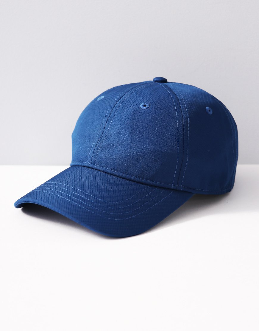 Lacoste Polyester Cap Inkwell