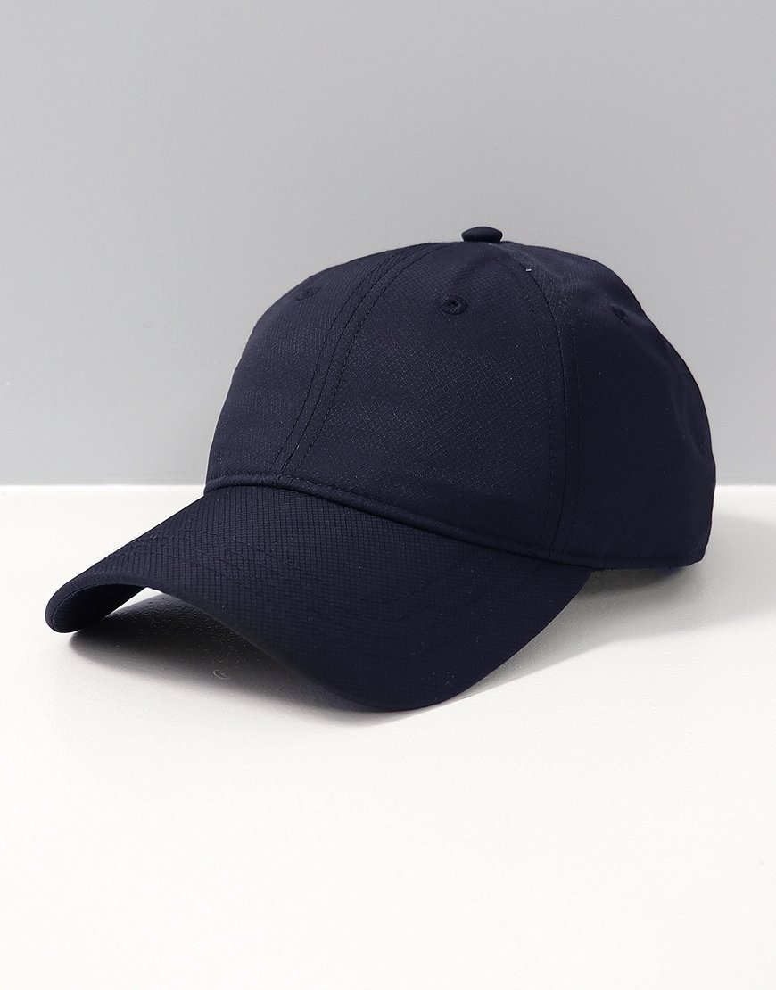 Lacoste Polyester Cap Marine
