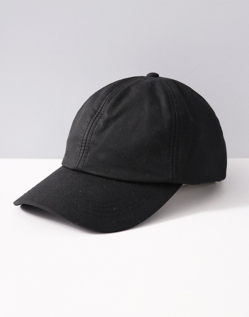 Barbour Prestbury Cap Black