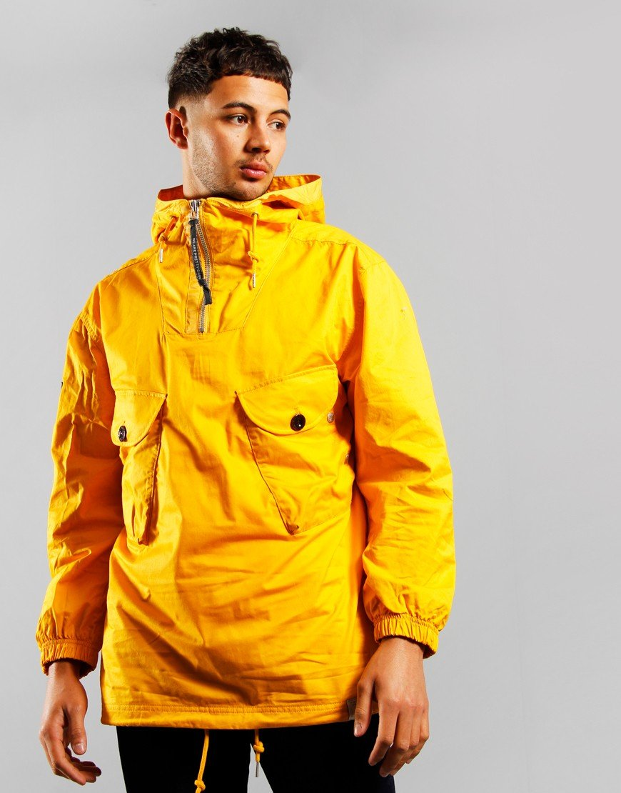 Pretty green 2 Pocket OH Jacket Yellow