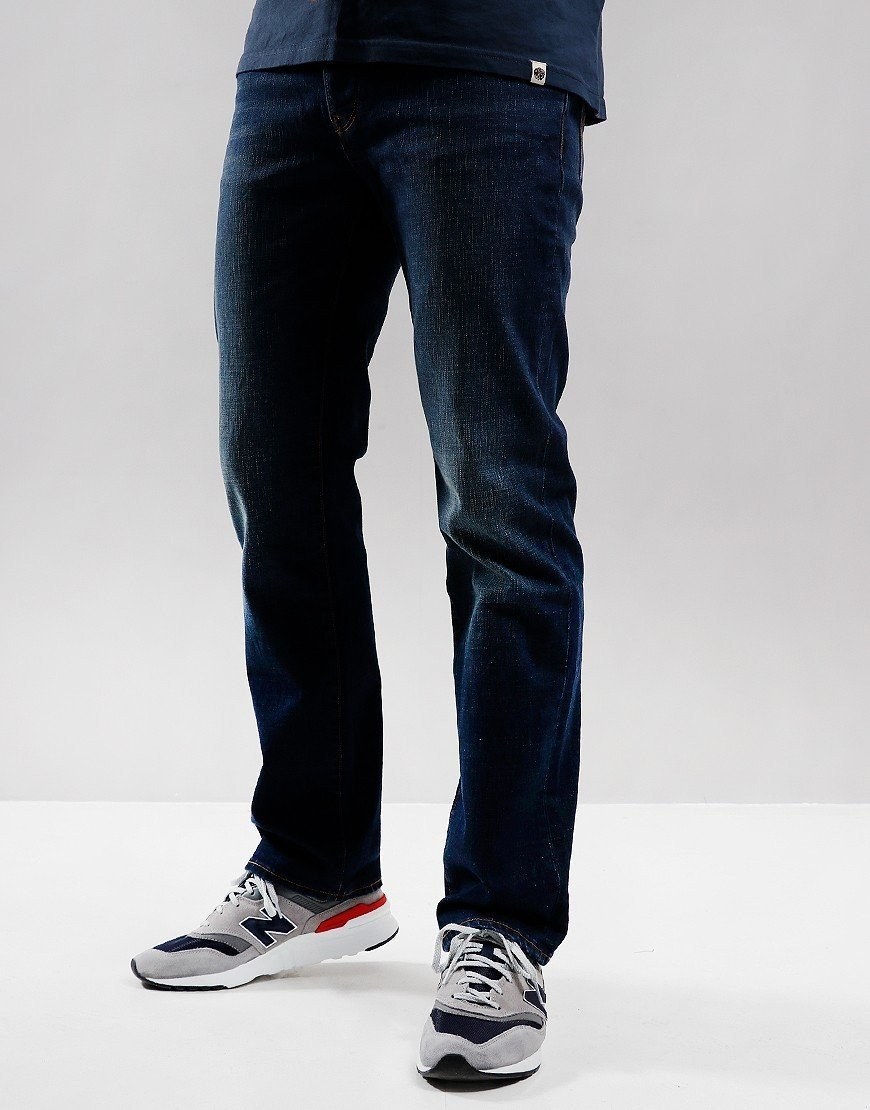 Pretty Green Burnage Regular Fit Jeans 6 month