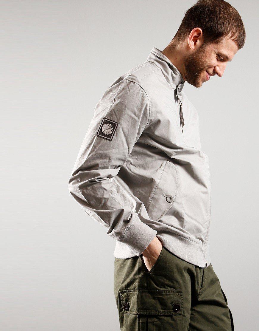 Pretty Green Derwent Jacket Grey