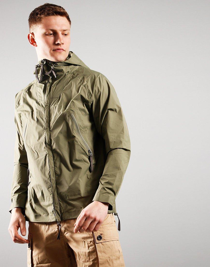 Pretty Green Seam Seal Jacket Khaki
