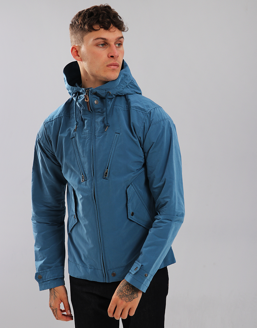 Pretty Green Atherton Jacket Blue