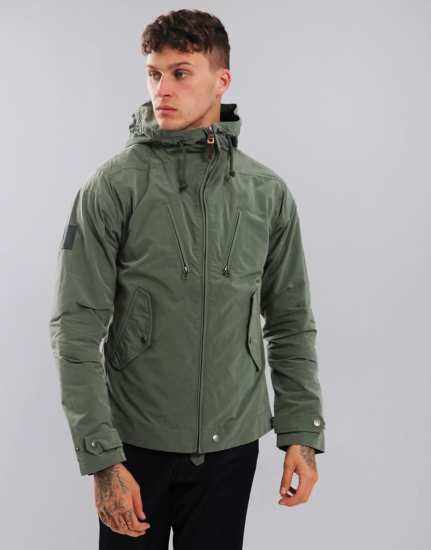 Pretty Green Atherton Jacket Green