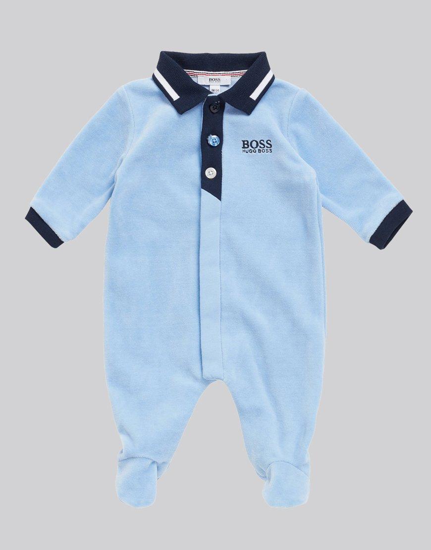 BOSS Kids J97130 Pyjamas Chambray