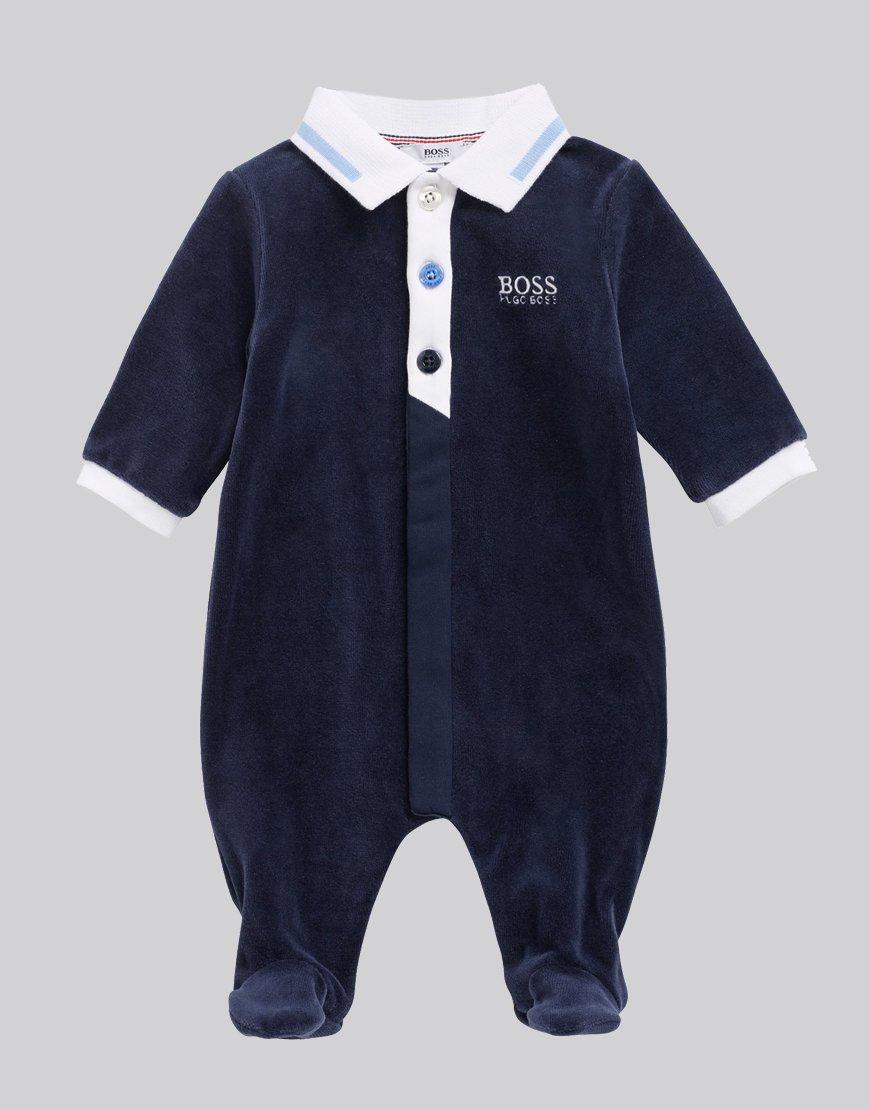 BOSS Kids J97130 Pyjamas Navy