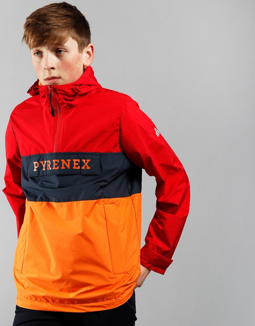 Pyrenex Kids Lester Jacket Vibrant Orange