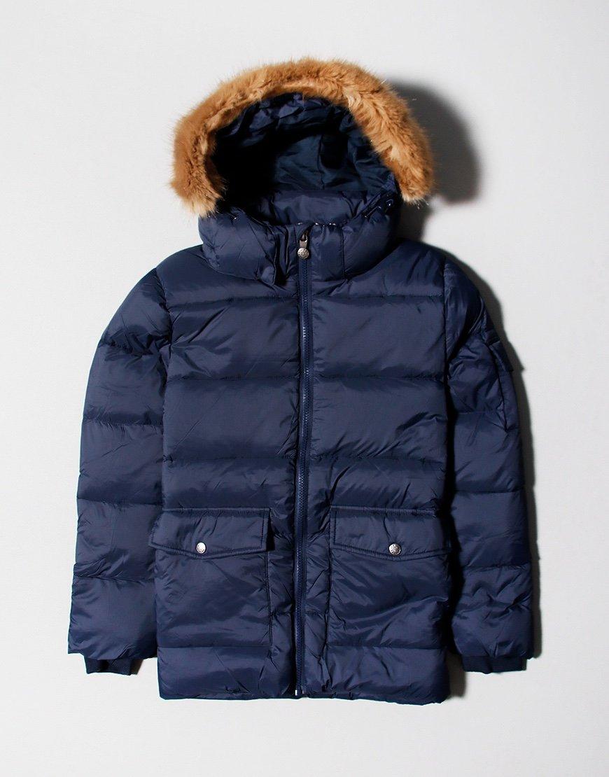 Pyrenex Kids Authentic Mat Fur Jacket Amiral