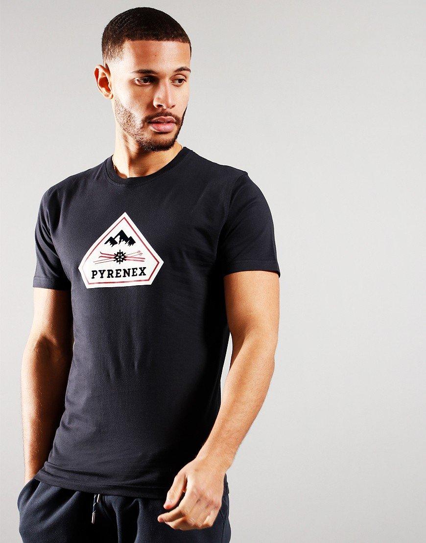 Pyrenex Karel T-Shirt Deep Ink