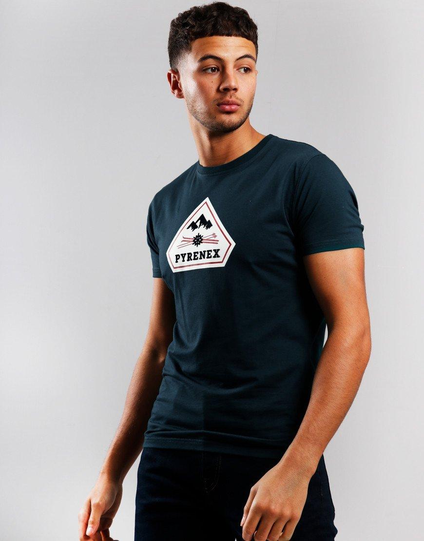 Pyrenex Karel T-Shirt Amiral
