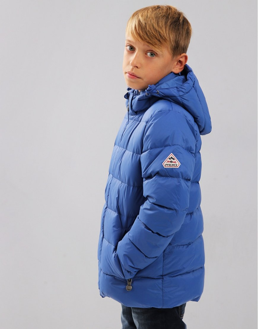 f4b526410 Pyrenex Kids - Terraces Menswear