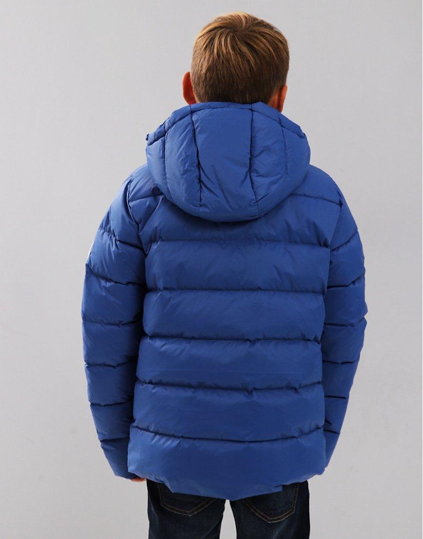 618c96826e33 Pyrenex Kids AW18 Jackets Spoutnic Denim - Terraces Menswear