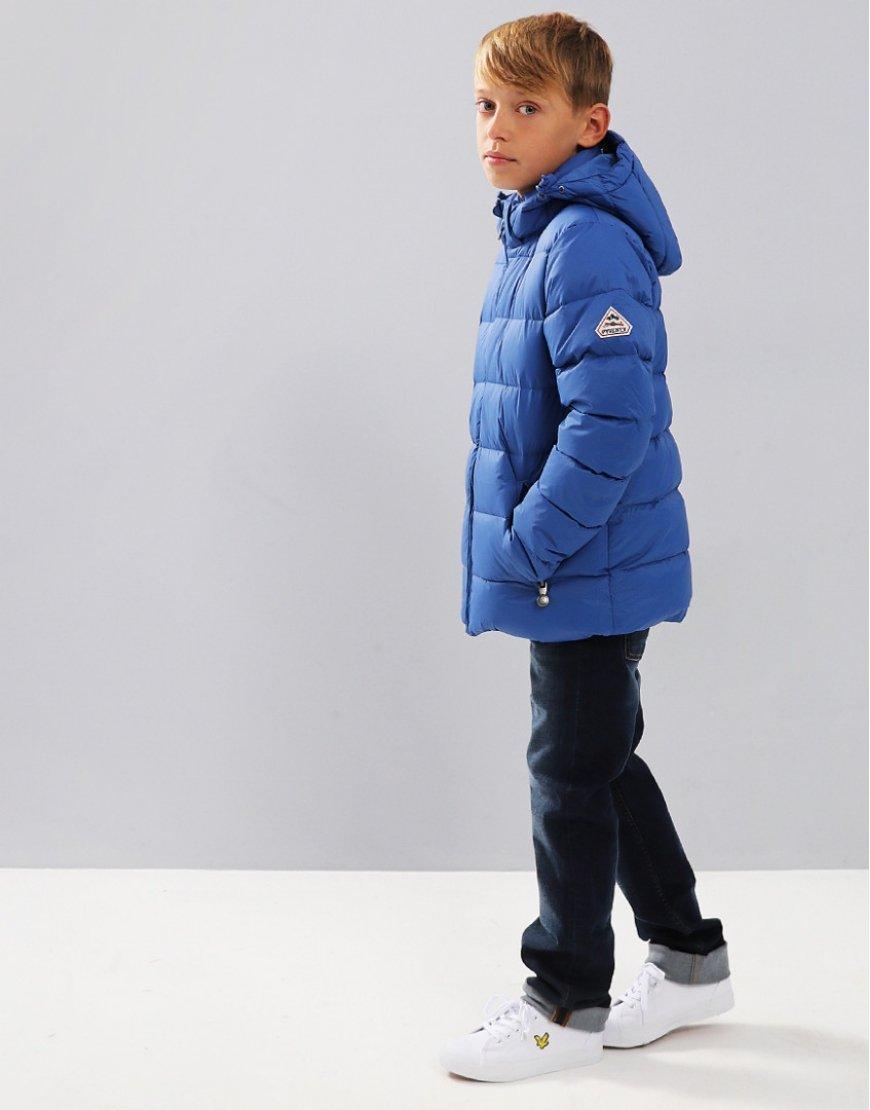 9c73bd56742a Pyrenex Kids AW18 Jackets Spoutnic Denim - Terraces Menswear