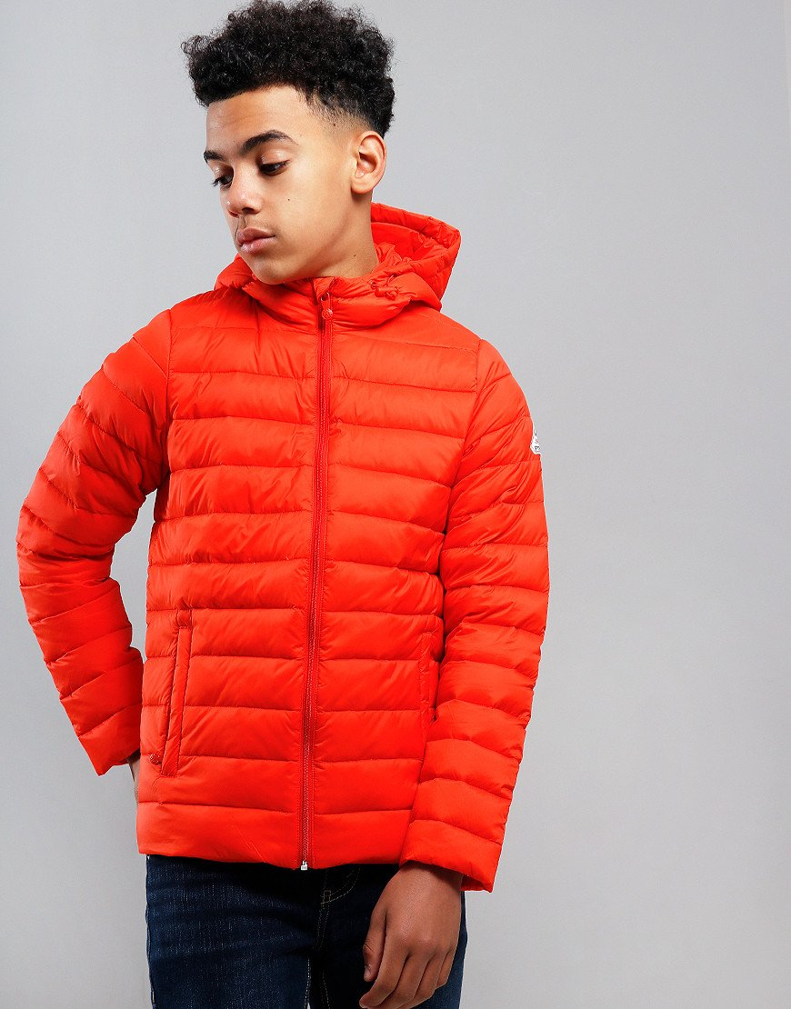 Pyrenex Kids Carron Down Jacket Tangerine
