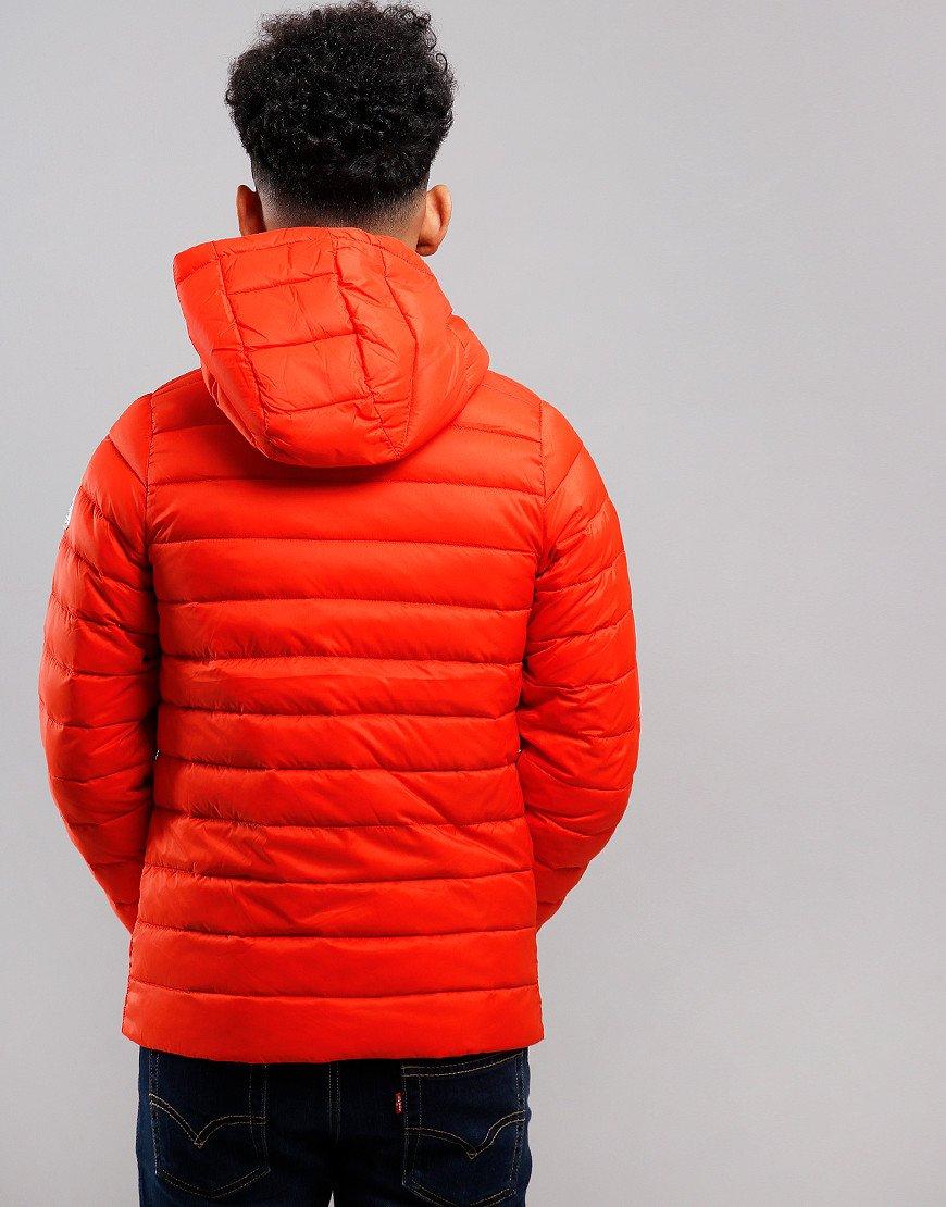 Pyrenex Kids Carron Down Jacket Tangerine