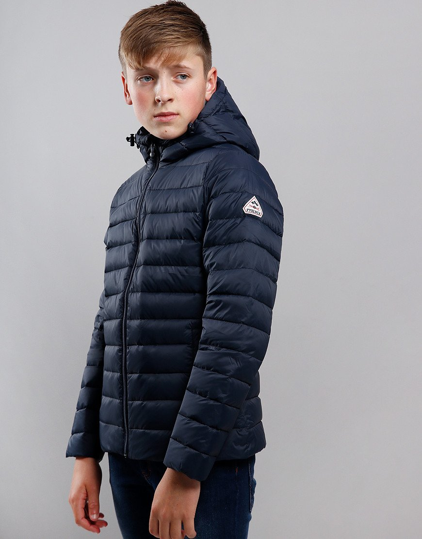 Pyrenex Kids Carron Down Jacket Amiral