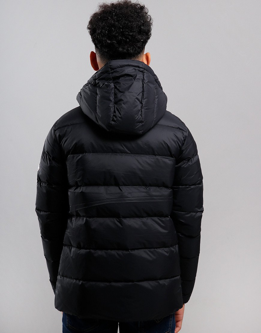 Pyrenex Kids Spoutnic Hooded Jacket Black