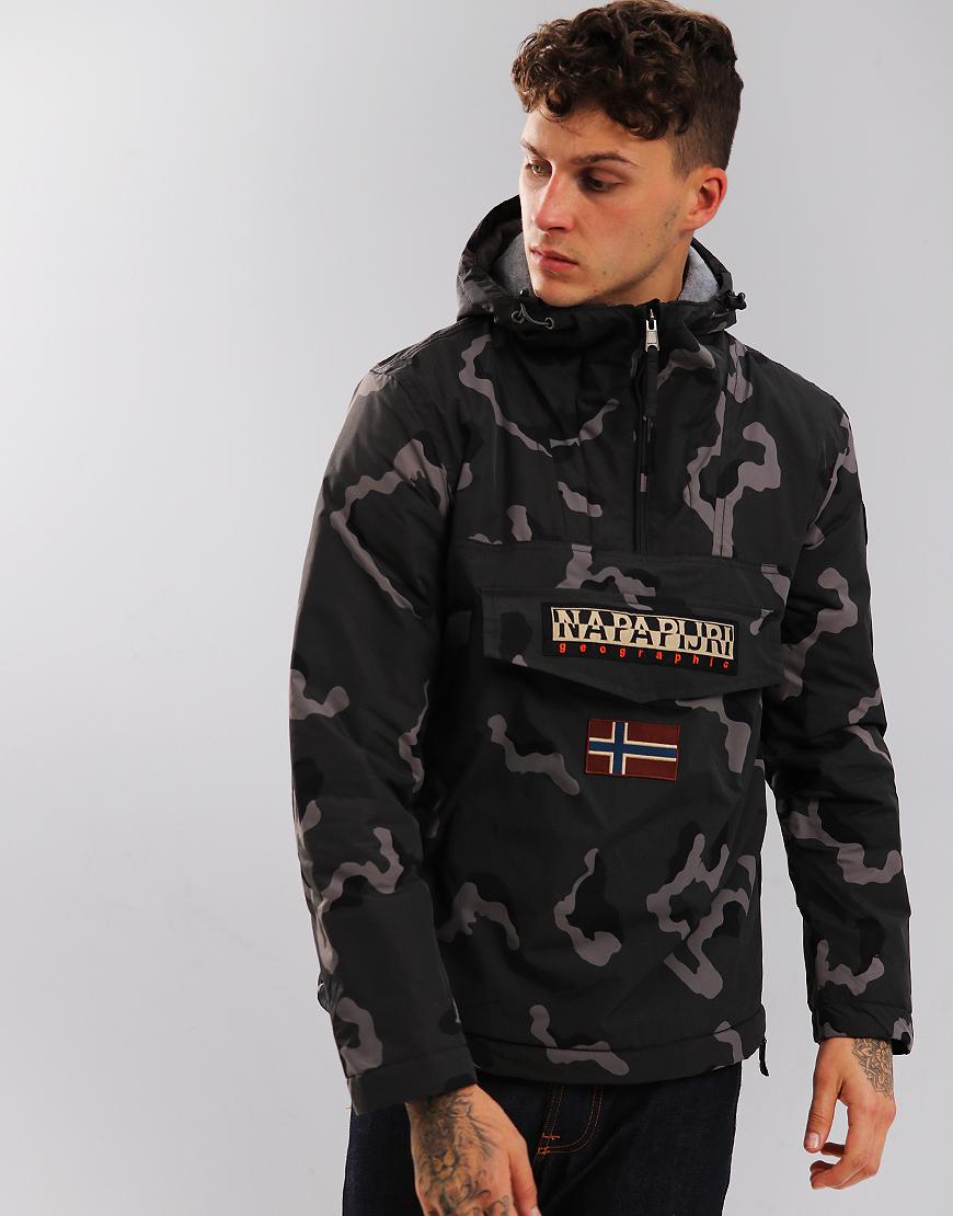 Napapijri Rainforest Winter Jacket F61 Fantasy Camouflage
