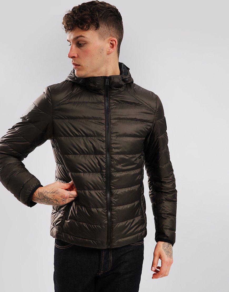 Belstaff Redenhall Down Jacket Rustic