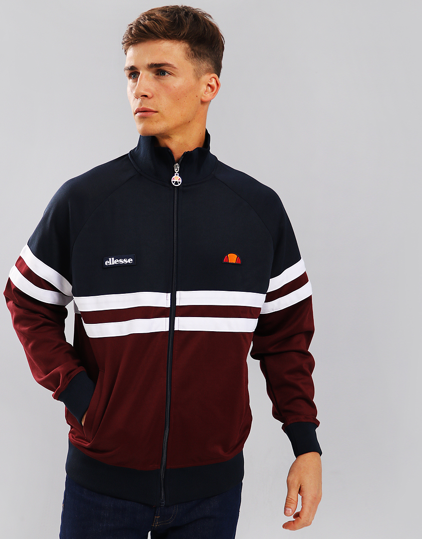 Ellesse Rimini Track Top Dress Blue/Zinfandel