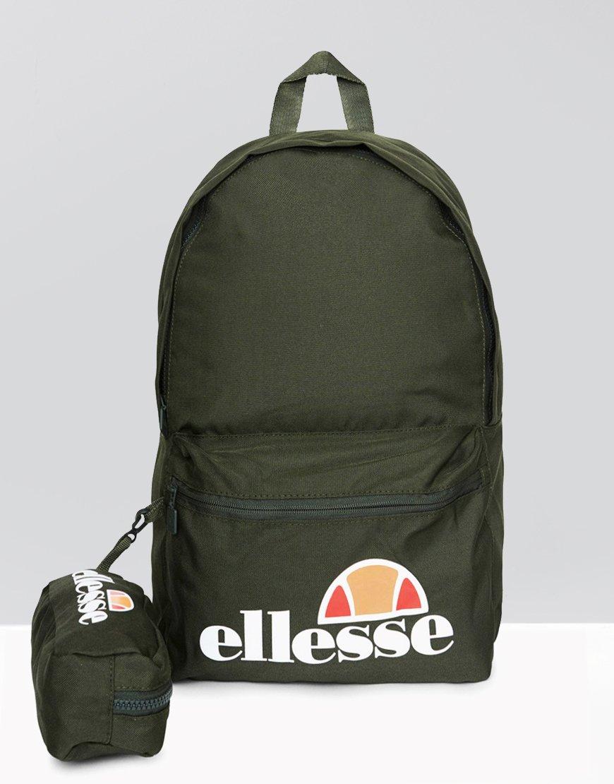 Ellesse Rolby Backpack Khaki