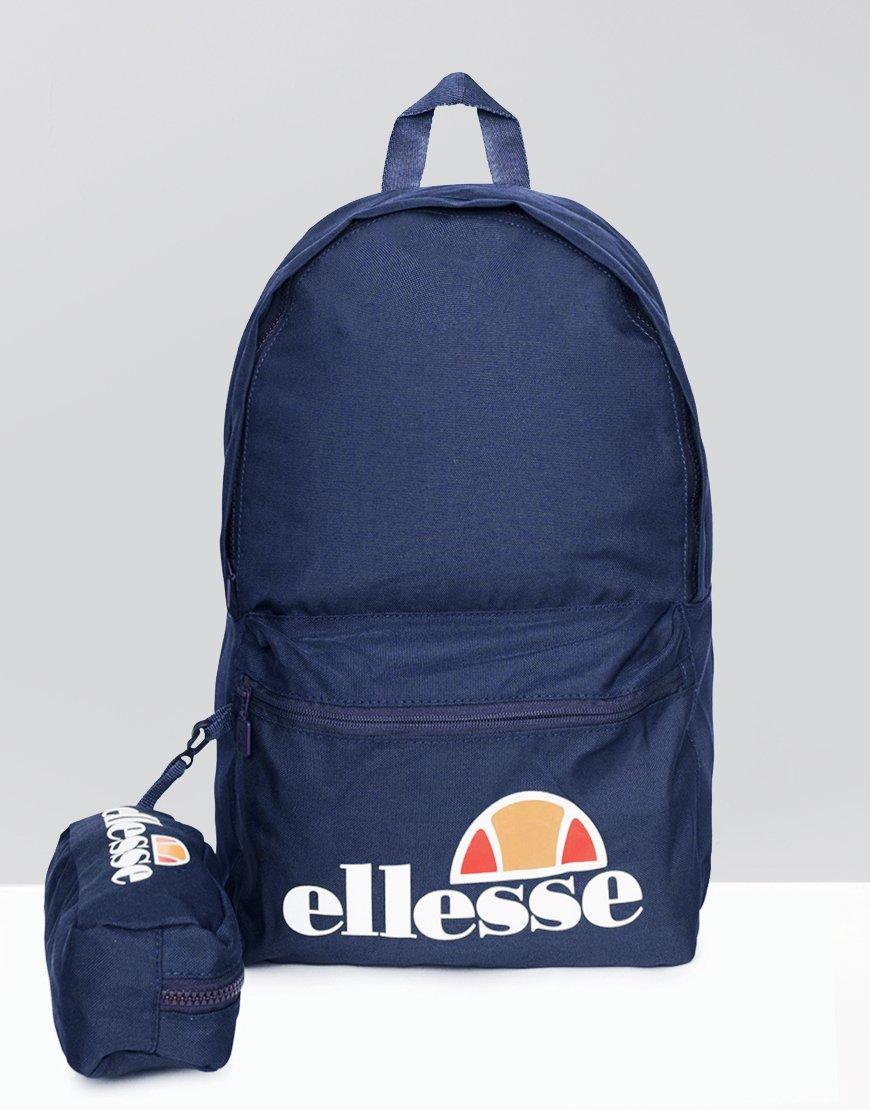 Ellesse Rolby Backpack Navy