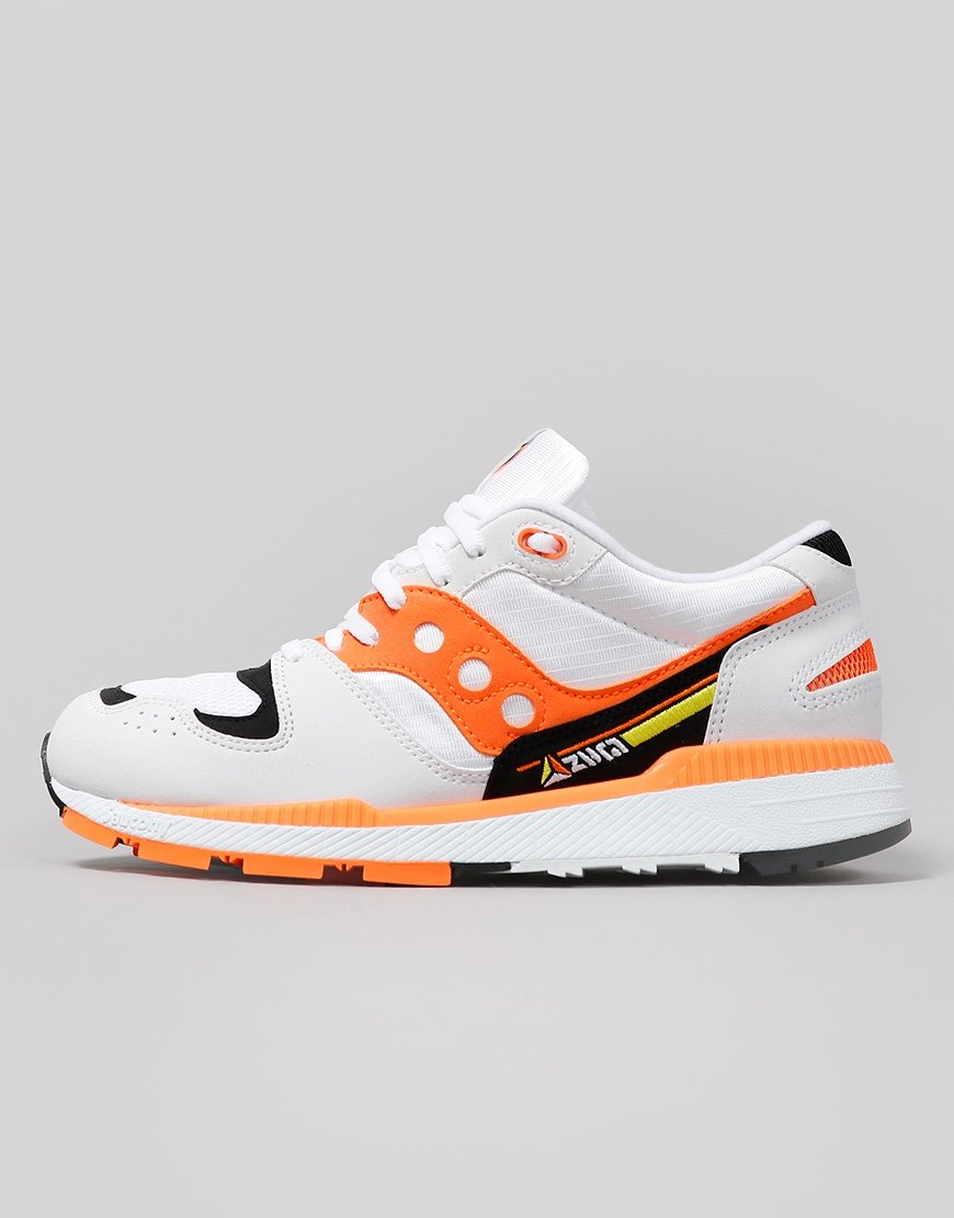 Saucony Azura ST Sneakers White/Orange/Black