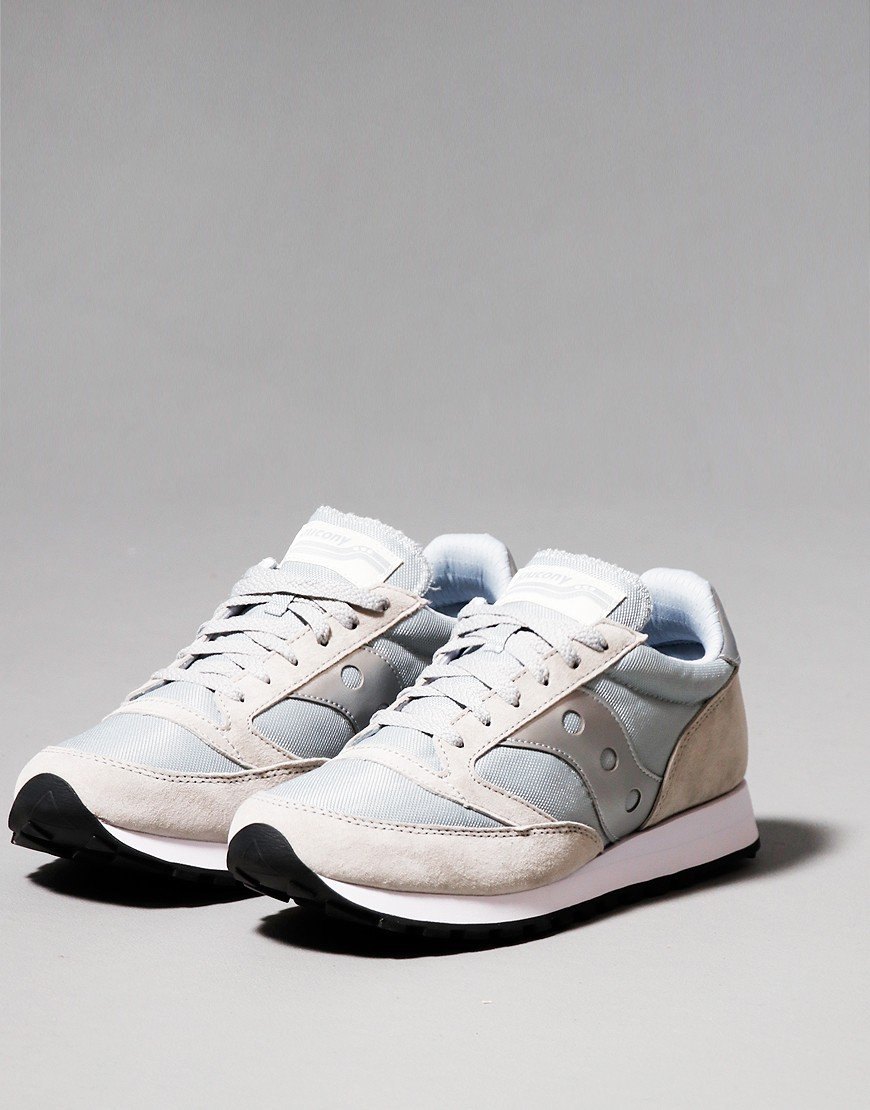 Saucony Jazz 81 Trainers Grey/Silver