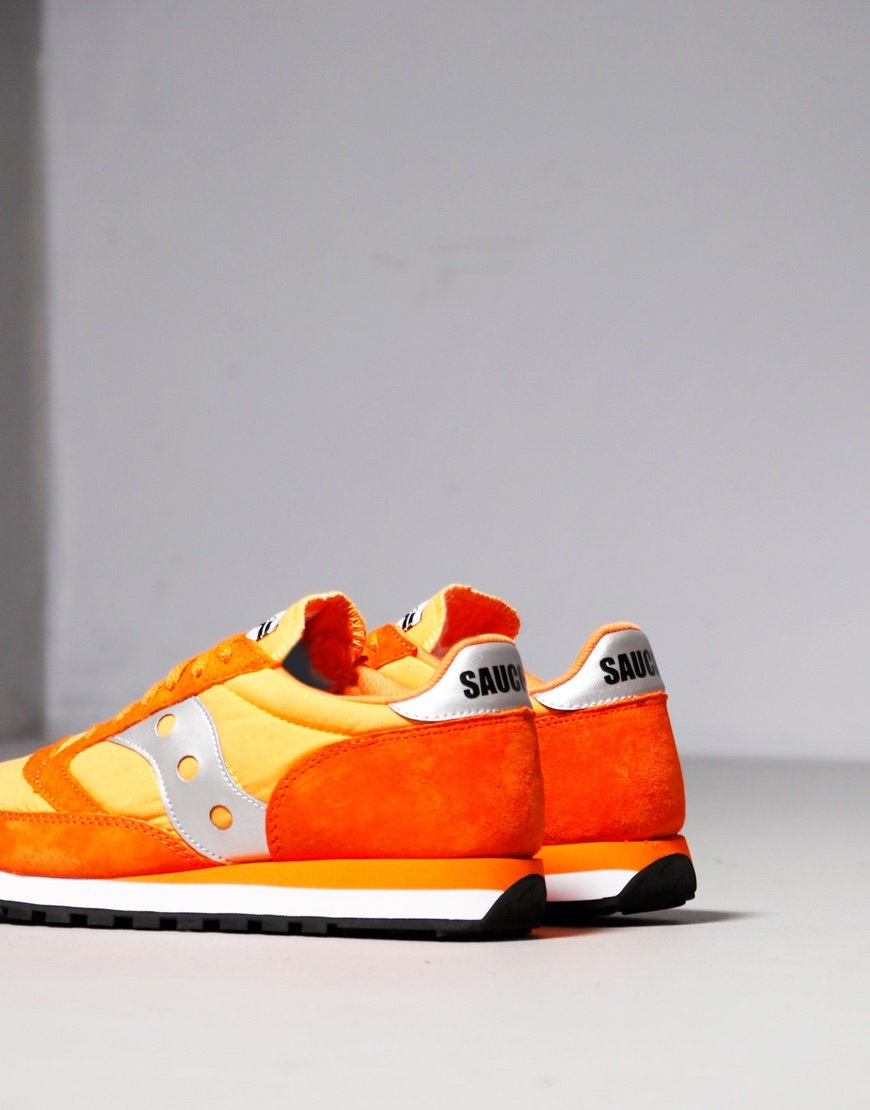 Saucony Jazz 81 Trainers Orange