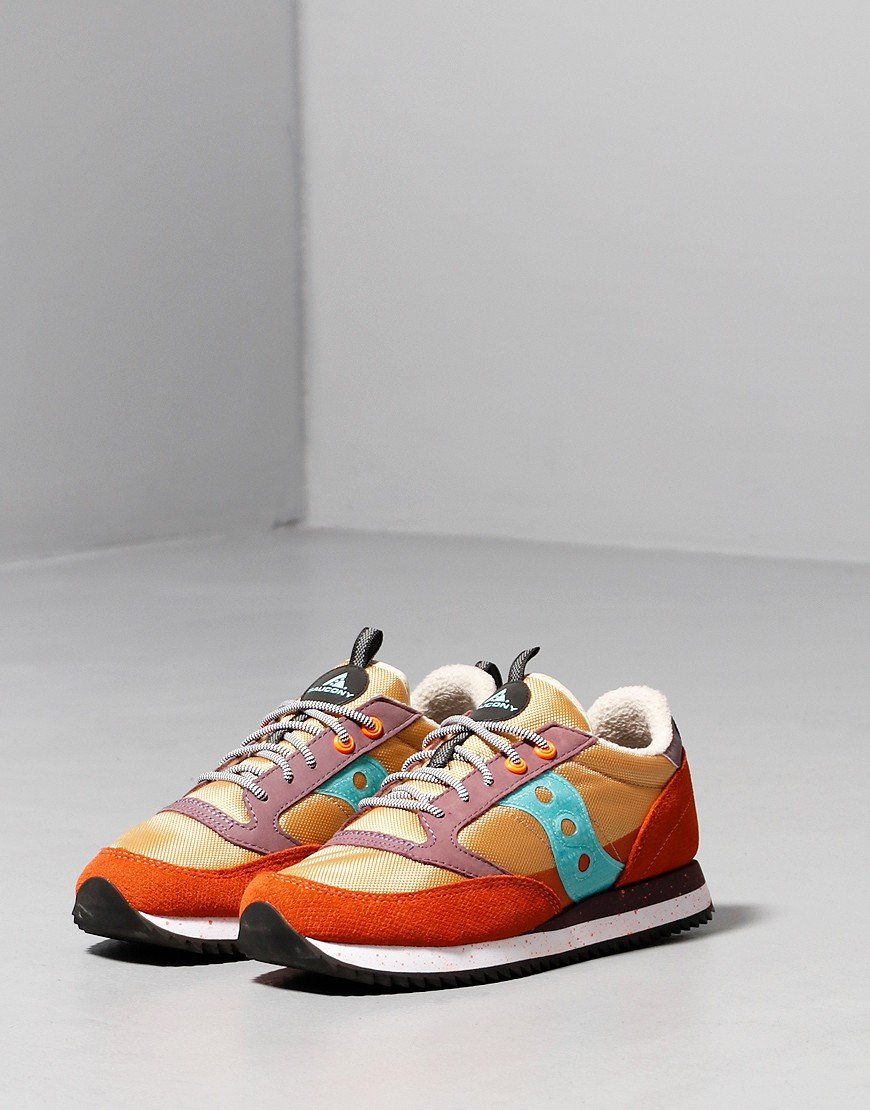 Saucony Jazz OG Sneakers Curry/Ginger