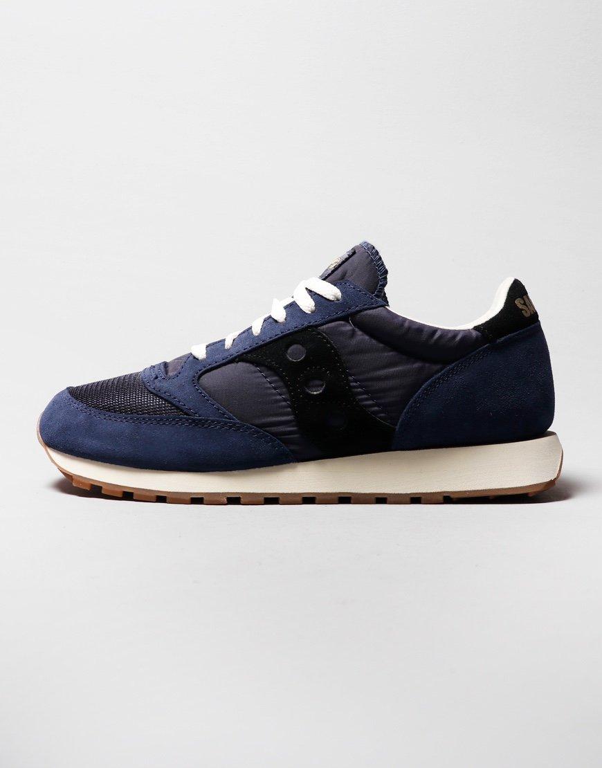 Saucony Jazz OG Sneakers Navy