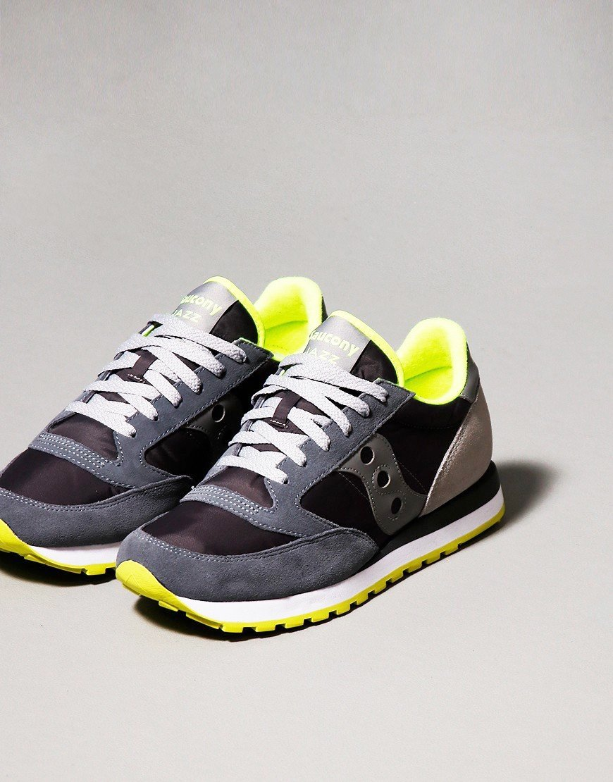 Saucony Jazz OG Trainers Pavement Grey
