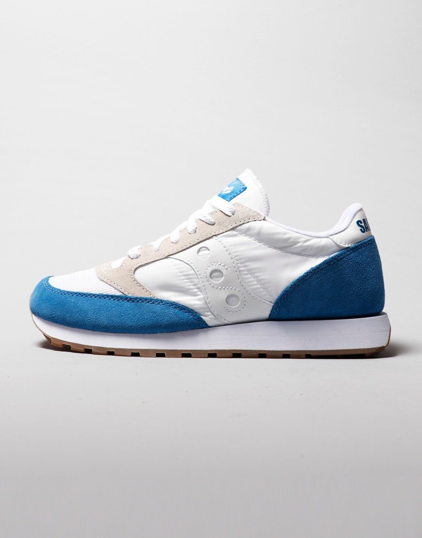 Saucony Jazz OG Sneakers White/Blue