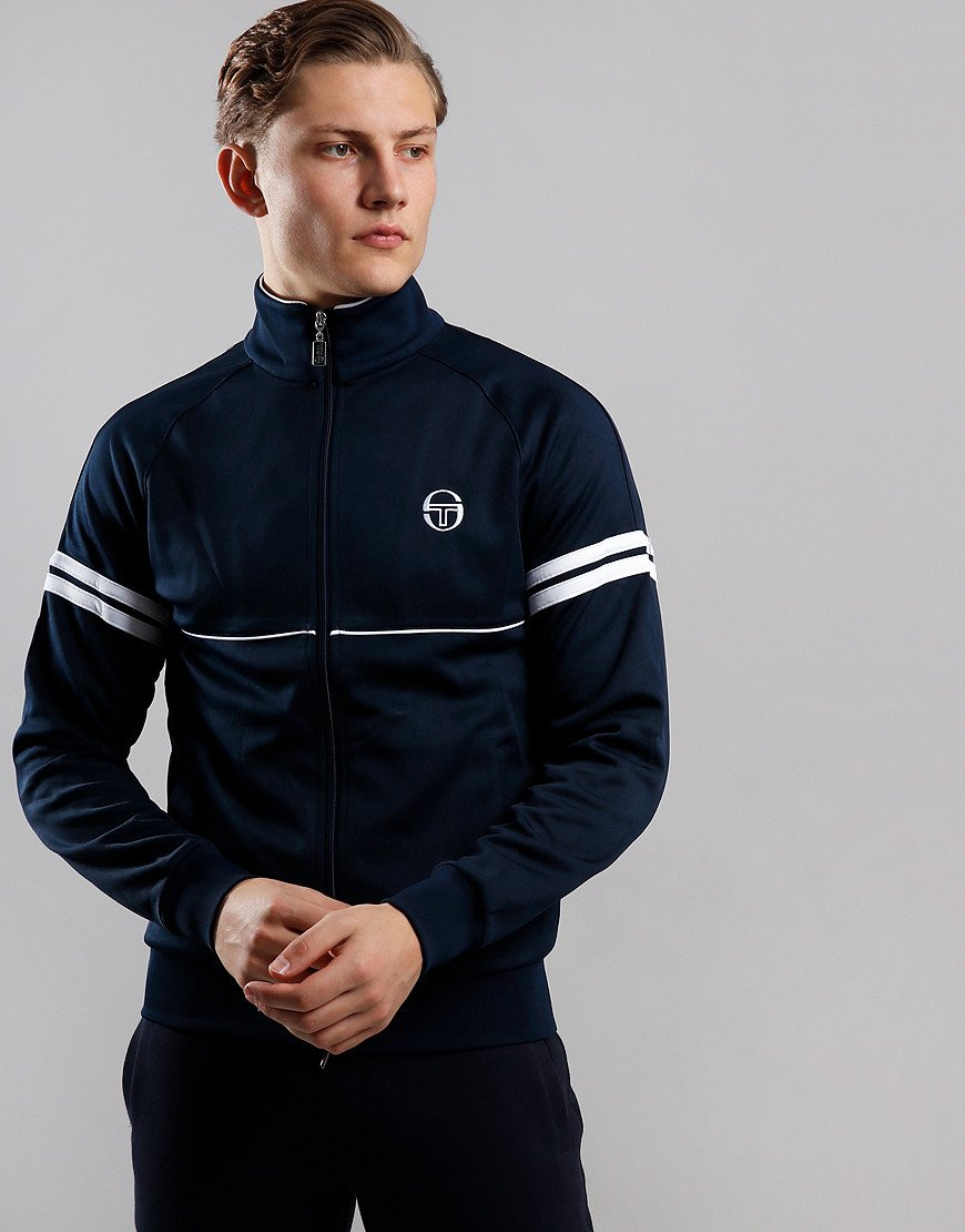 Sergio Tacchini Orion Track Top Navy