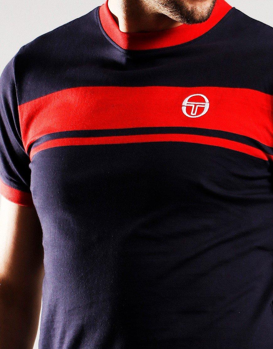 Sergio Tacchini Master T-Shirt Night Sky