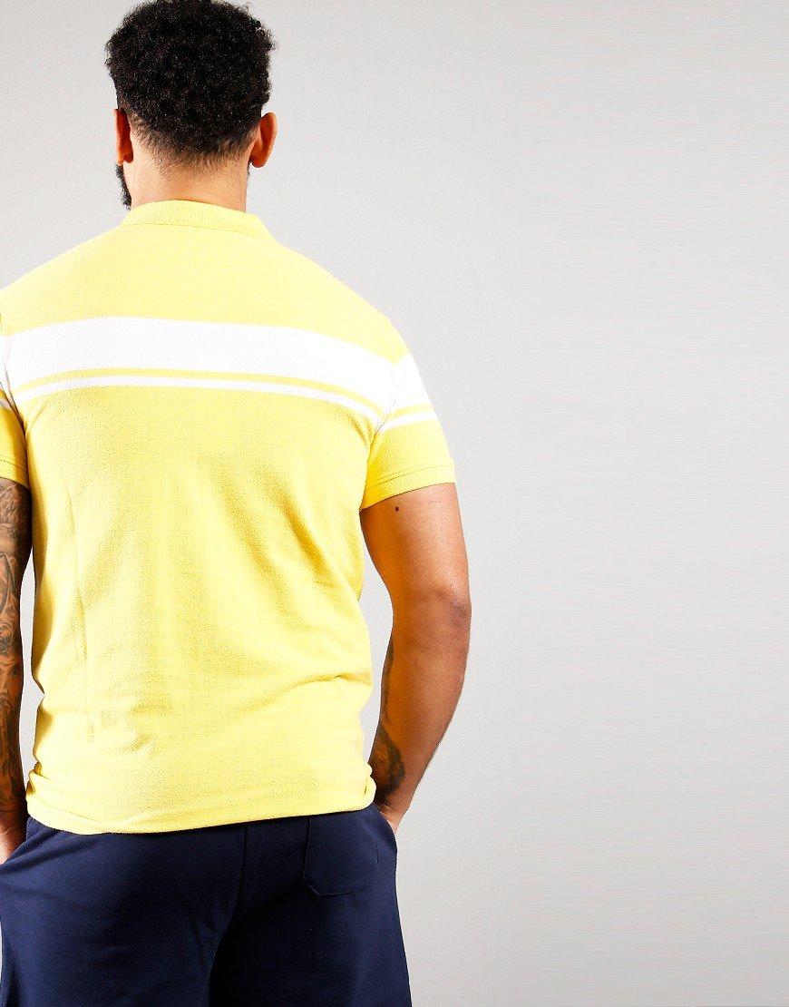 Sergio Tacchini Young Line Polo Shirt Goldfinch